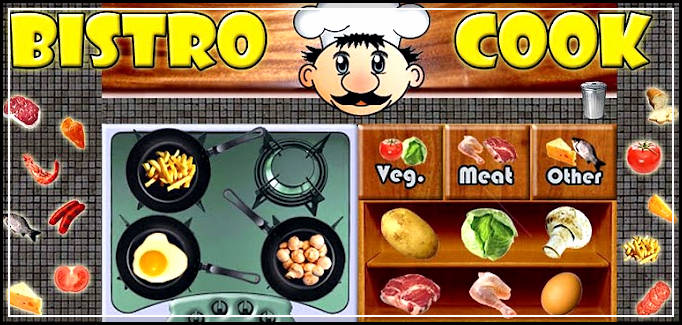Free online girl cooking games