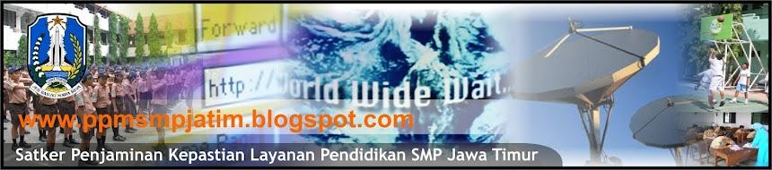 Kegiatan Satker PKLP SMP Jatim