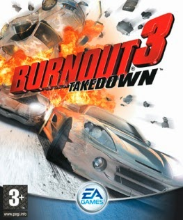 Download Game PC Burnout 3: Takedown PS2 ISO