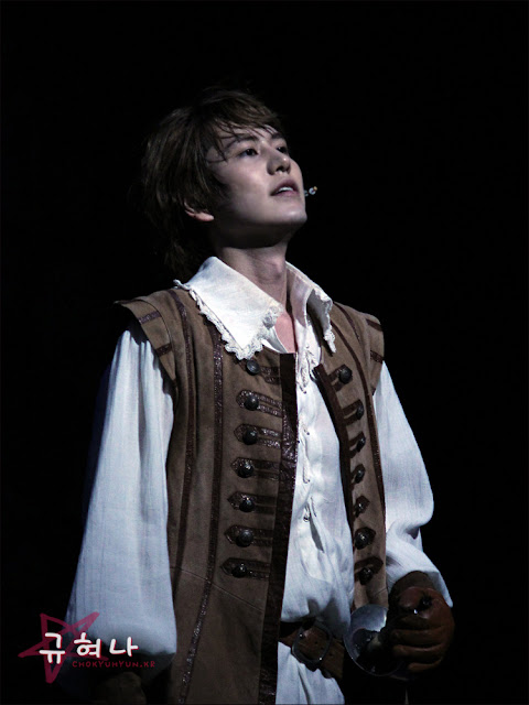 Kyuhyun The Three Musketeer 12