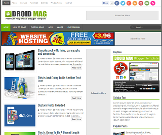 Droid+Mag+Premium+Blogger+Template