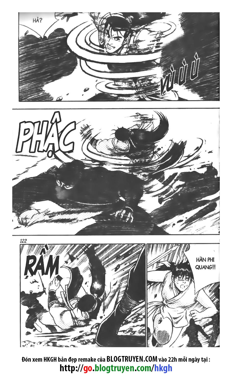 Hiệp Khách Giang Hồ chap 321 page 15 - IZTruyenTranh.com