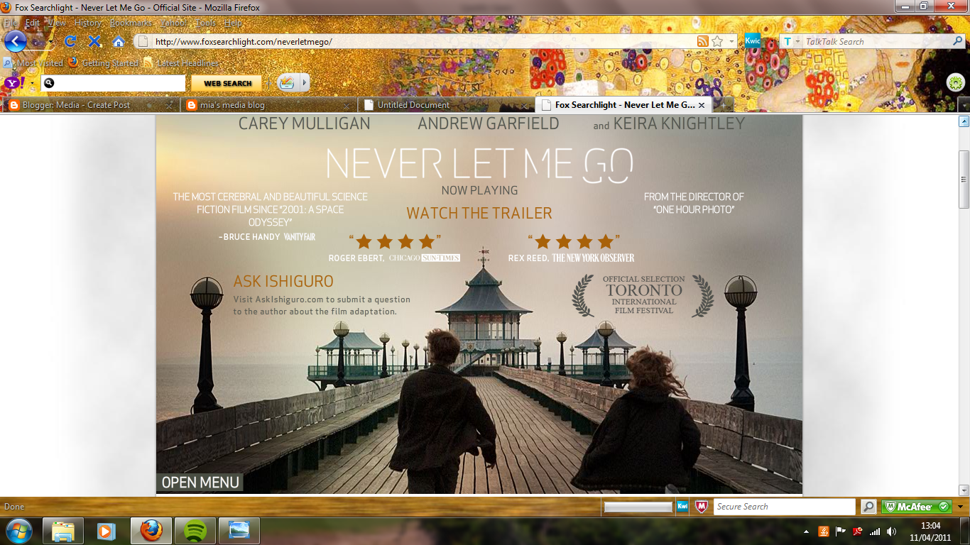 never let me go analysis Film review: never let me go haunting, heartbreaking adaptation of the  ishiguro novel features a superb cast and inspired direction and.