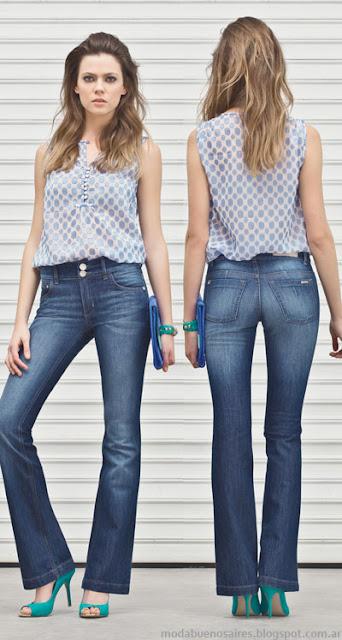 Markova jeans verano 2014. Pantalones de mujer verano 2014.
