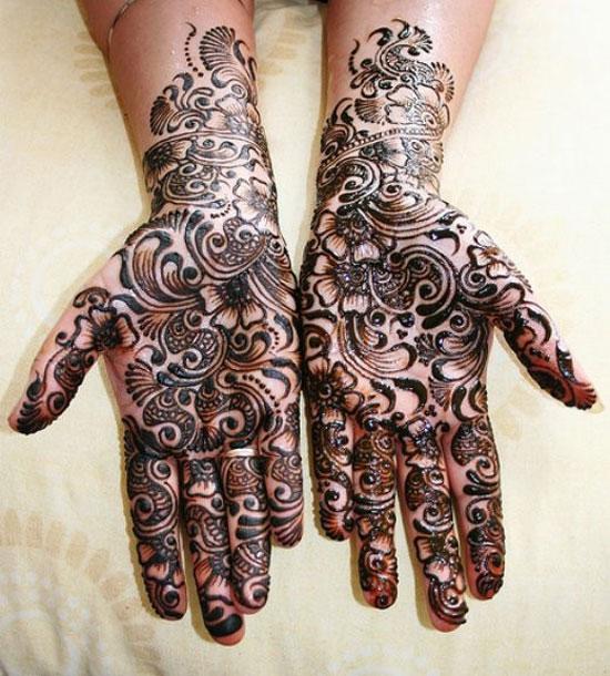 New Fashion For Men Women Latest Mehndi Designs Wedding