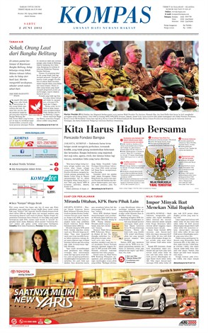 All about kikil: Download Kompas Epaper 2 Juni 2012 Gratis