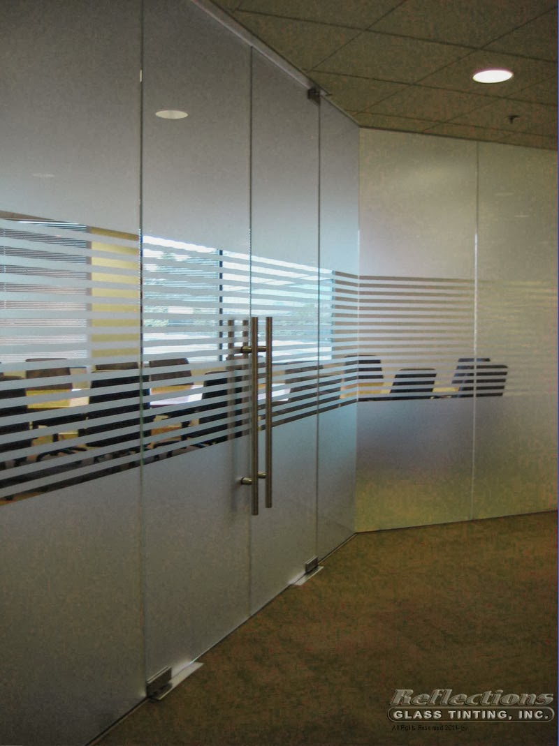 3M Commercial Window Tinting & Privacy Film by Reflections ...