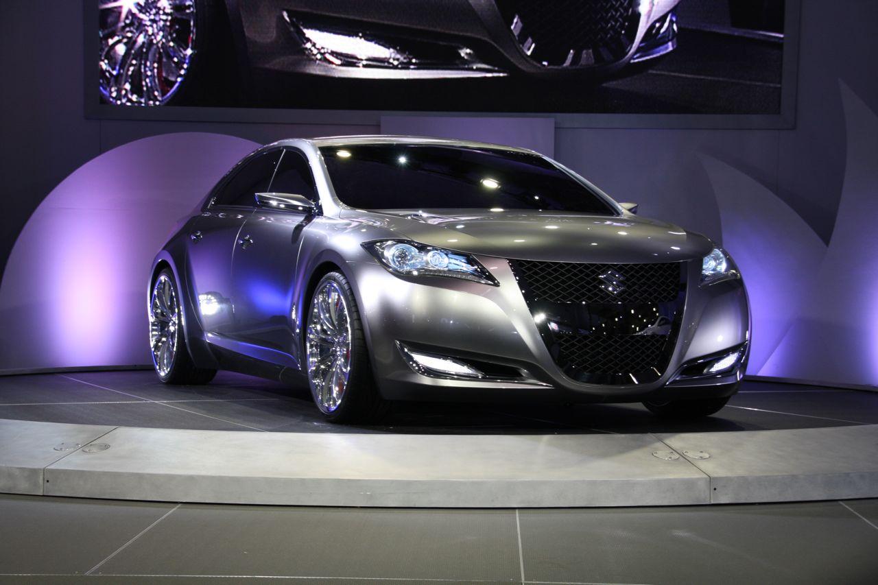 Suzuki Sports Cars Luxury Cars