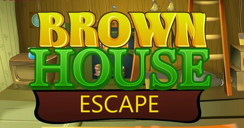 Games2Jolly Brown House Escape