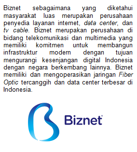 Biznet Technovillage Tour
