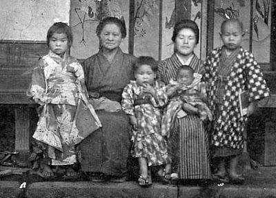 El blog de vilva la familia japonesa japanese family for Casa clasica japonesa