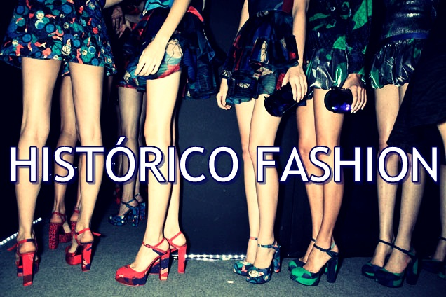 Histórico Fashion