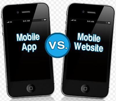 Perbedaan Mobile Responsive Website dengan Mobile Website dan Mobile applications