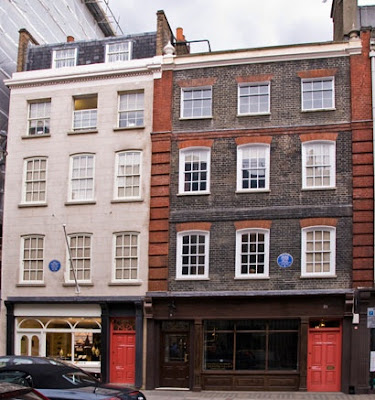 23 and 25 Brokk Street, London
