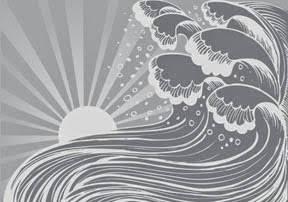 Waves and Sun