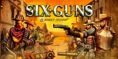 Six Guns Highly Compressed Android Games Download 10MB