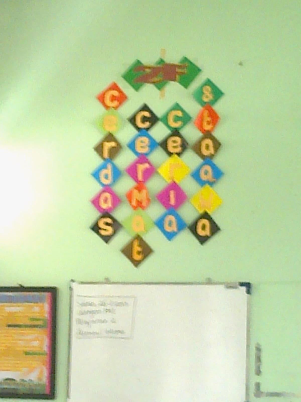 Hiasan Jendela Kelas Dari Kertas Origami | Blog Video Tutorial