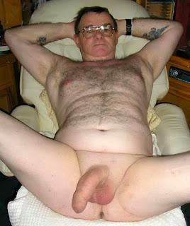silverdaddies flicks naked older men