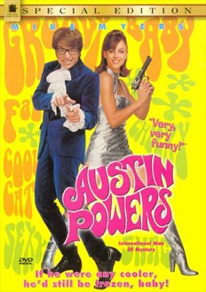 Bí Mật Của Đàn Ông - Austin Powers International Man Of Mystery Vietsub - 1997