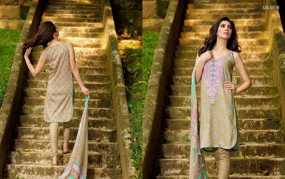 Umar Sayeed New Summer Collection 2015