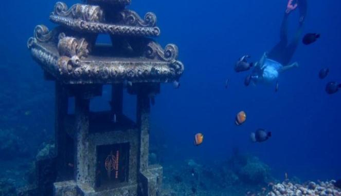 snorkeling seru dan murah di patai amed bali
