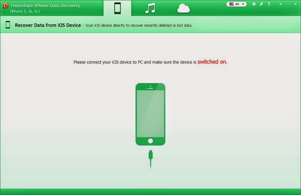 recover iPhone photos without backup