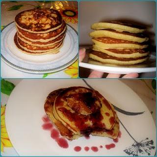 american pancakes senza burro!!!