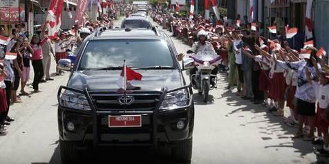 Mobil Presiden Untuk Jokowi Nanti Wajib Seperti Ini!