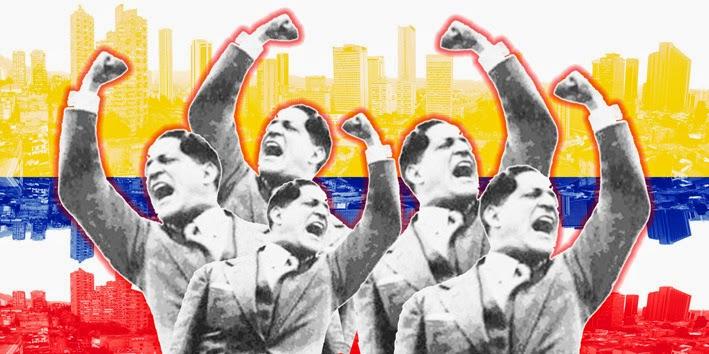 Colombia 1948 El Bogotazo       Colombia 1948 El Bogotazo