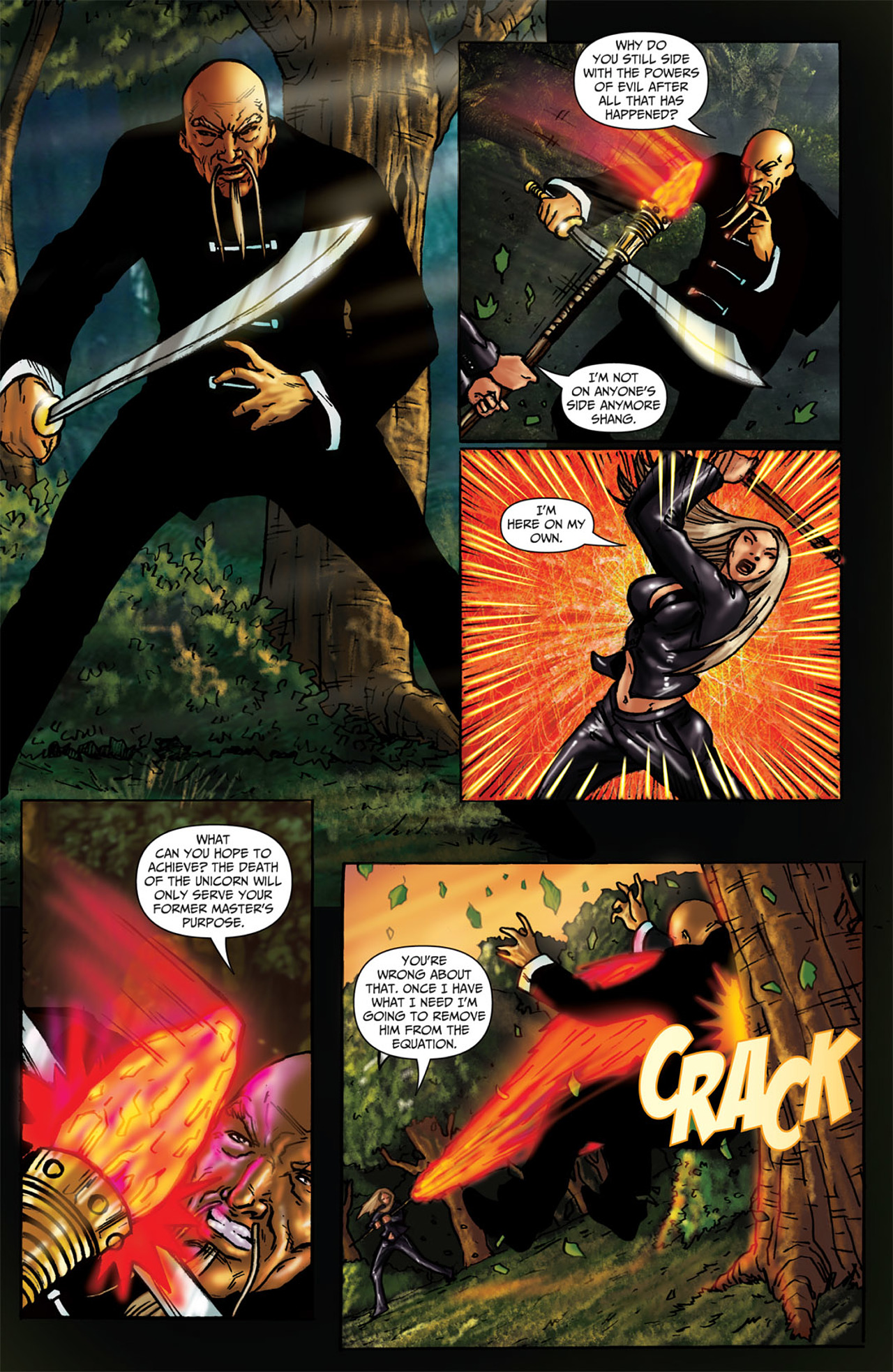 Grimm Fairy Tales (2005) Issue #43 #46 - English 16