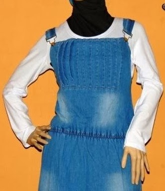 Overall Jeans Indonesia