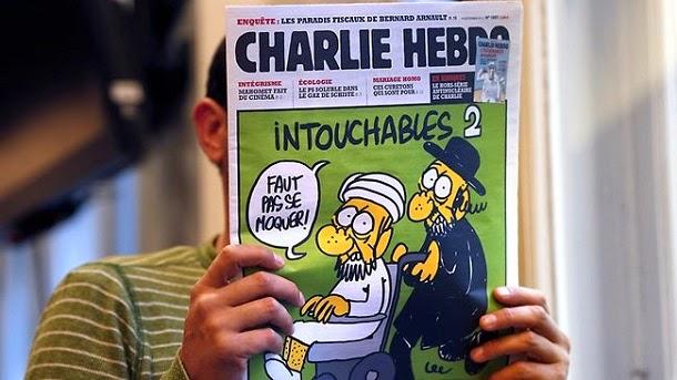 5 fatos que explicam o ataque ao Charlie Hebdo