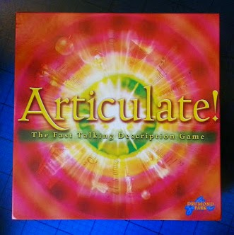 Articulate board game review
