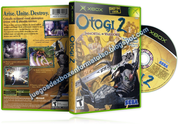 Otogi_2_Immortal_Warriors+-+%5BCovers+3D+2.5+-+by+perfect7726%5D+%2B+G