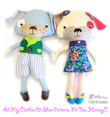 TOYS SEWING PATTERNS « Free Patterns