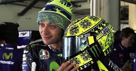 Valentino Rossi Senang Tahun Ini Yamaha Lebih Kompetitif