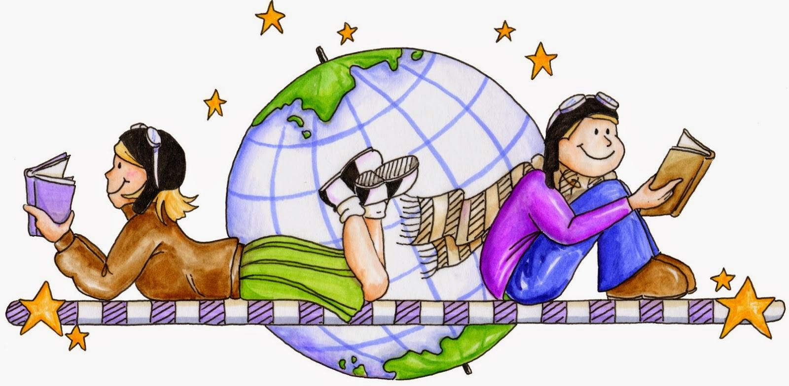 Temos um mundo para descobrir!