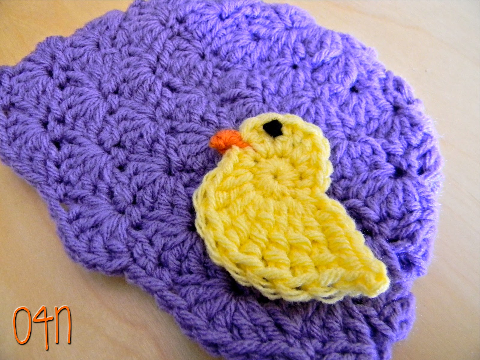 Oodles4Noodles: Spring Chick Applique Pattern