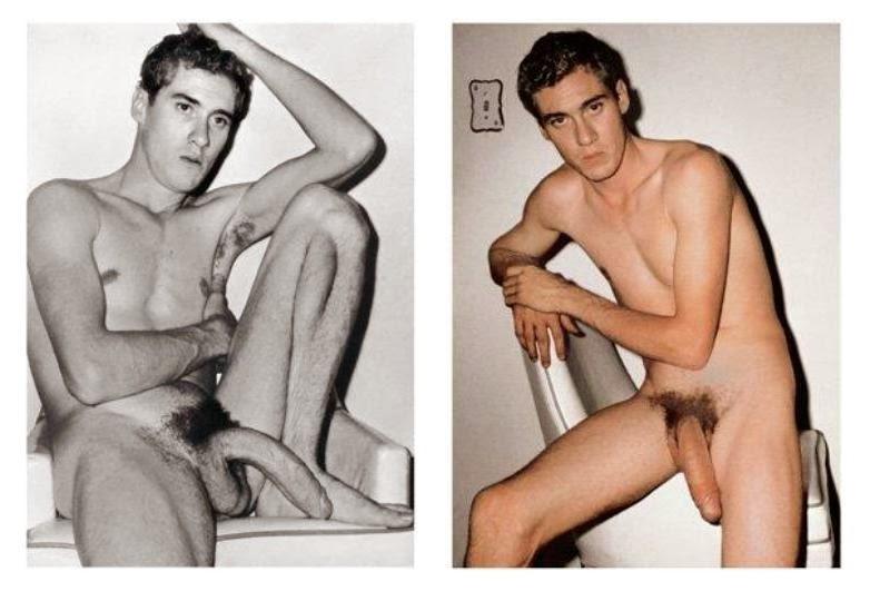 Chicos desnudos y jonathan
