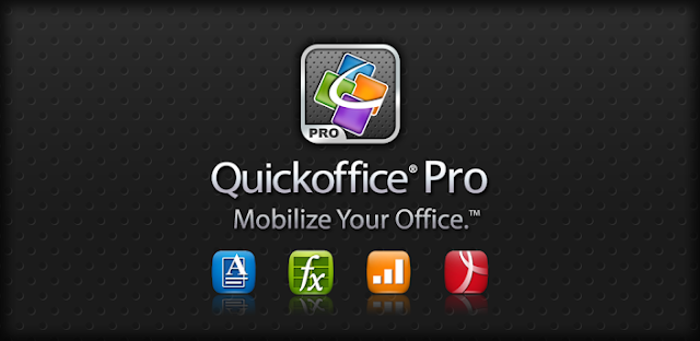 QuickOffice Pro (Office & Pdf) Android İndir