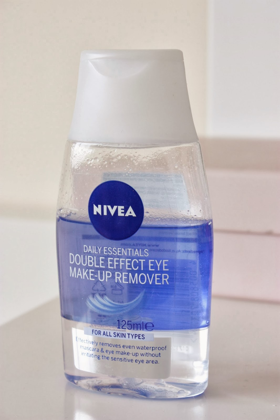 Something To Say Fashion Nivea Daily Essentials Double Effect Eye