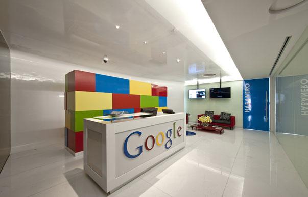 Veja qual a filosofia de gest o do google na busca para for Tablero de decoracion interior