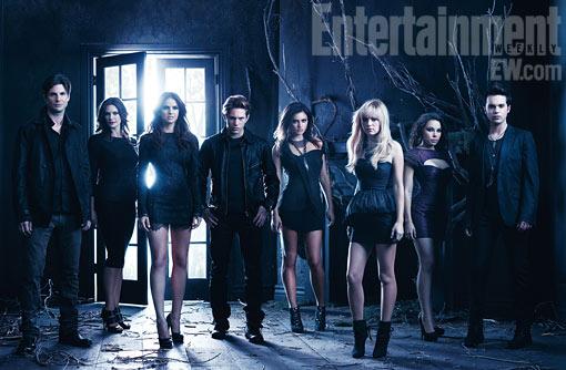 Secret circle vampire diaries