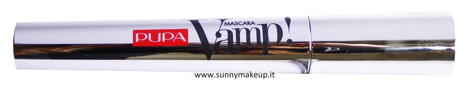 Pupa - Vamp! Mascara.  100 Vamp! Extra Black.