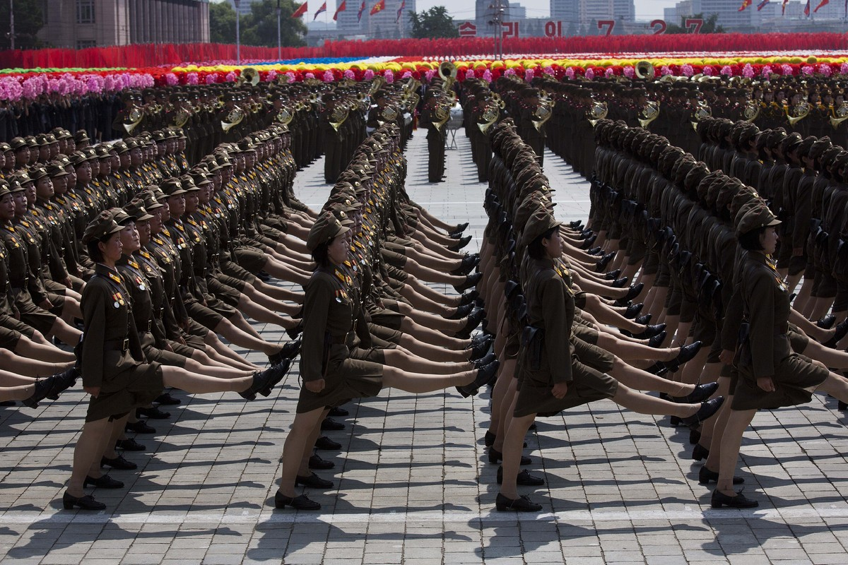 north korea Just viewing the parade was a complicated affair, but here's our recap of the  important takeaways and highlights from the highly anticipated.