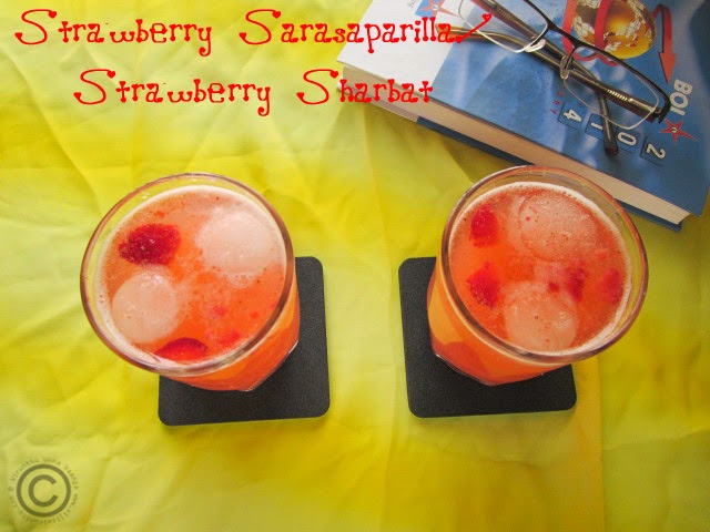 STRAWBERRY-SHARBET-RECIPE