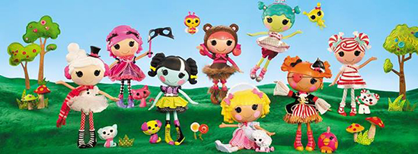 New Lalaloopsy Large Dolls