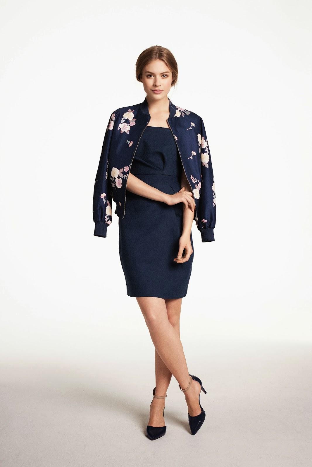 laurus fashiontipps gant women im fr hling sommer 2014 moderne und elegante outfits im stilmix. Black Bedroom Furniture Sets. Home Design Ideas