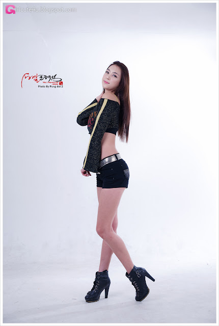 5 Ju Da Ha - Mellow Orange-very cute asian girl-girlcute4u.blogspot.com