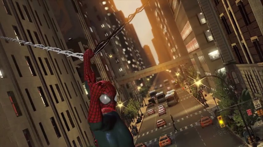 Spider-Man Swinging Into Next Gen This Spring - weknowgamers